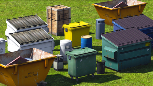 Hiring Skip Bins for Rubbish Removal in the Southern Suburbs image by Easy Skips