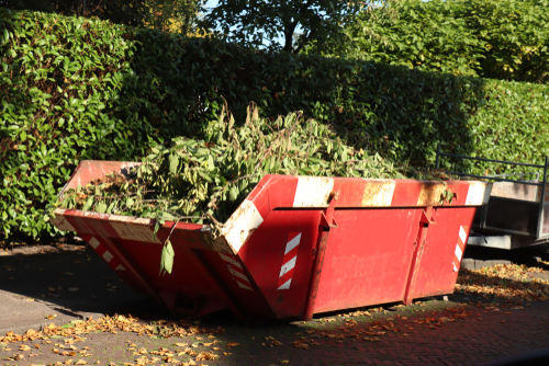 The Benefits of Bin Hire Services for Your Next Garden Waste Removal Project article image by Easy Skips